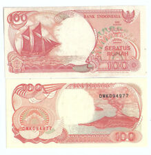 Indonesia 100 Rupiah  Banknote UNC 1992