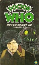 DOCTOR WHO<>THE NIGHTMARE OF EDEN by TERRANCE DICKS<>4th DOCTOR<>TARGET