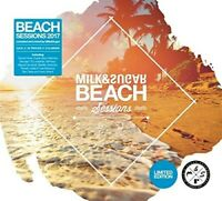 VARIOUS/MILK & SUGAR (MIXED BY) - BEACH SESSION 2017  2 CD NEW