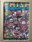 New Phish Las Vegas Nevada 2018 LE Collectible Playing Cards Deck Poster Print