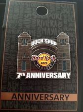 HRC HARD ROCK CAFE Amburgo 7th Anniversary CAFE pin 2018, le 300