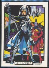 1989 Marvel John Byrne Trading Card #14 Lilandra