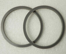 2PCS Replacement Rubber GASKET For 900W NUTRIBULLET Base Extractor Blade Grey