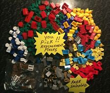 Monopoly Hotels Houses Lots You Pick Game Replacement Different Colors Free Ship