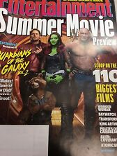 Entertainment Weekly Summer Movie Preview Guardians of the Galaxy 2 May 5, 2017