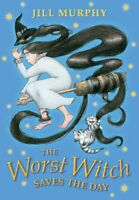 The Worst Witch Saves the Day,Jill Murphy