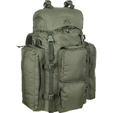 Classic Backpack with Many External Pockets in Oliva (Volume 50L) by Splav