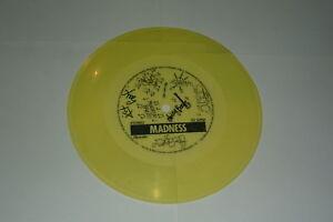 MADNESS - Yellow flexi disc - Scarce record