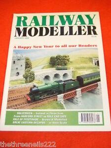 RAILWAY MODELLER - VALE OF FFESTINIOG - JAN 2002