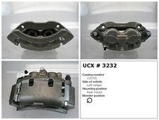 Undercar Express 10-3232S Rr Left Rebuilt Brake Caliper With Hardware