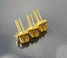 Brand New LPC-826 300mw--400mw Red Laser Diode TO18 5.6mm Package 3pcs