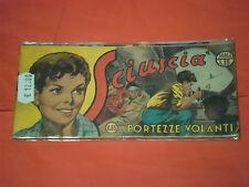 SCIUSCIA STRISCIA TORELLI 1° SERIE N°65 -a- ORIGINALE del 1950 edizioni torelli