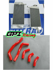 GPI Honda CRF 450 R CRF450 2006 2007 2008 06 07 08 Aluminum radiator & hose
