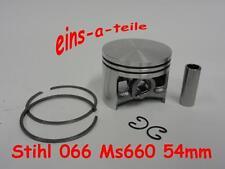 Kolben passend für Stihl 066 54mm NEU Top Qualität