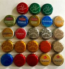 23 Diff Sleemans Brewery Beer Bottle caps ~ Sleemans Beer Crowns ~ Bottle caps