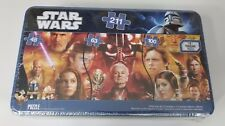 Star Wars 3 in 1 Panoramic Puzzle 211 Pieces By Cardinal