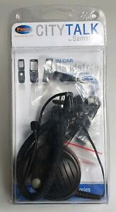 SAMSUNG HANDSFREE IN-CAR KIT FOR SAMSUNG MOBILE PHONES D830 D900 ADAPTER