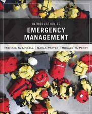 Introduction to Emergency Management by Carla Prater, Michael K. Lindell and...