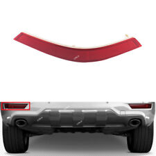 Red Right Rear Bumper Reflector Light for Mercedes-Benz ML320 W164 2007-2008