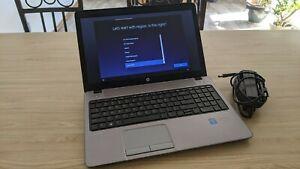 HP ProBook 450 G1 - Intel Core i3-4000M (2.4 GHz)   4 GB   128GB SSD   Win10 Pro