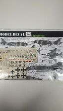 Decals - MODELDECAL - 1:72 - F-4F Phantom - (set 46)
