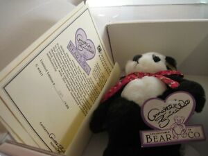 Bear & Co  Nubby # C47411  mint in box  by A Funicello