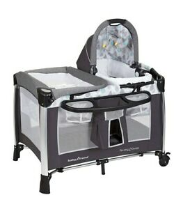 Baby Trend Go-Lite ELX Nursery Center - Drip Drop Blue