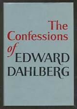 The Confessions of Edward Dahlberg / First Edition 1971