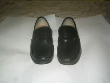 Mens shoes ' CLARKS '  – size 8.5 – black