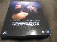 "COFFRET 1 BLU-RAY + 2 DVD ""DIVERGENTE"" Shailene WOODLEY"