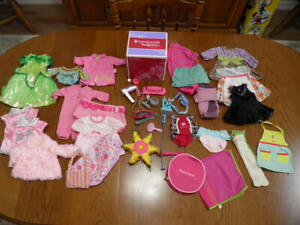 American Girl CLOTHES and ACCESSORIES plus More!