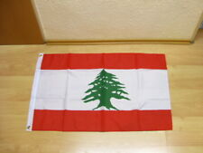Fahnen Flagge Libanon - 60 x 90 cm