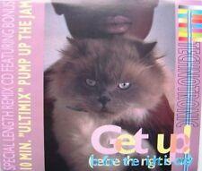 Technotronic Get up (incl. 'Pump.. [10:48]') [Maxi-CD]