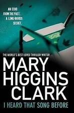 I Heard That Song Before by Mary Higgins Clark (Paperback, 2011)