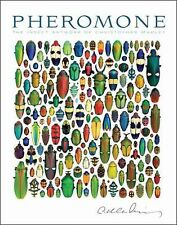 Pheromone: The Insect Artwork of Christopher Marley (Hardback or Cased Book)