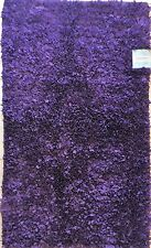 "NEW PAPER SHINDI PURPLE LARGE RAG RUG CARPET,FLOOR MAT  (36"" X 60"",91 x 152 CM)"
