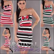 Regular Striped Sundresses for Women