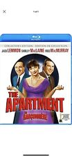 the apartment blu ray Sealed