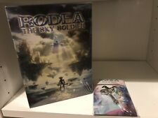 Rodea The Sky Soldier WiiU Limited Edition Including Key Of Time Pendant