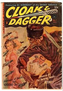 Cloak and Dagger #1, Very Good - Fine Condition