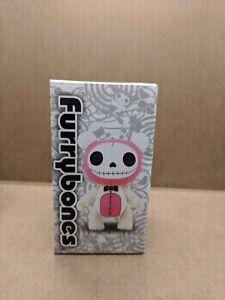 Furrybones Pink Pandie Vinyl Figurine
