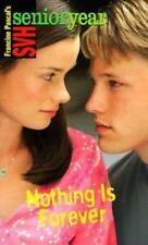 Nothing Is Forever (Sweet Valley High Sr. Year(TM)), Pascal, Francine, Good Book