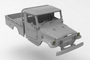 Files for 3d print Toyota FJ45 RC var body READ DESCRIPTION