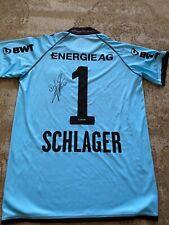 Alexander Schlager / signiertes Trikot ( matchworn )