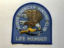 NAHC LIFE MEMBER COLOR PATCH NEW NEVER SEWN  BRIGHT COLOR