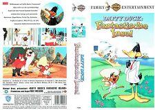 """(VHS) Daffy Ducks phantastische Insel - Zeichentrickspaß mit den """"Looney Toons"""""""