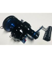 Mulinello Traina Alutecnos Albacore Gorilla 12 V Big game NERO BLUE