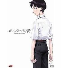 DVD Evangelion 1.01 You Are (Not) Alone 1 dvd