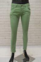 Pantalone AUTHENTIC BRANDSTYLE Uomo Taglia 30 Jeans Pants Man Cotone Slim Skinny