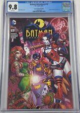 DC Batman Adventures #12 Fan Expo Jonboy Myers Cover CGC 9.8 1st Harley Quinn RP